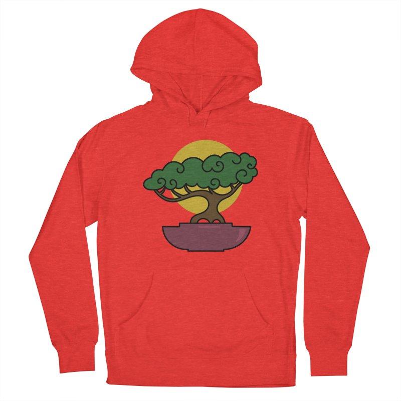 Bonsai Tree #2 Women's Pullover Hoody by LadyBaigStudio's Artist Shop