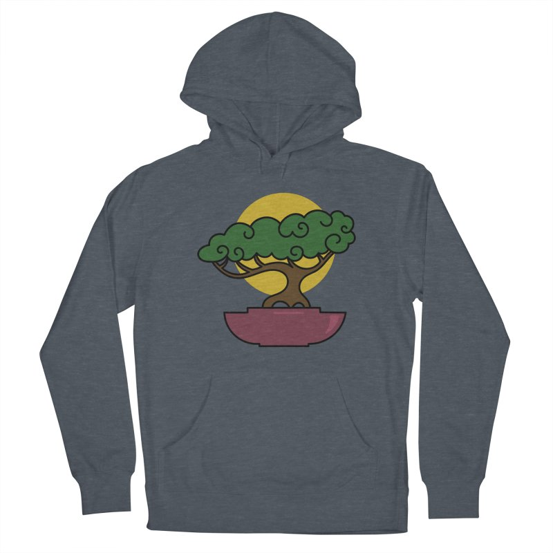 Bonsai Tree #2 Women's Pullover Hoody by LadyBaigStudio's Artist Shop