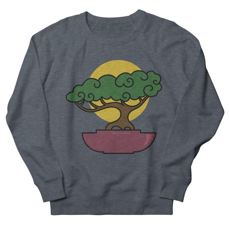 Bonsai Tree #2 Women's French Terry Sweatshirt by LadyBaigStudio's Artist Shop