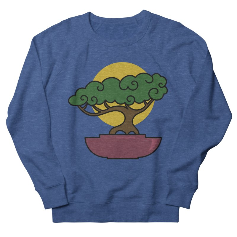 Bonsai Tree #2 Men's French Terry Sweatshirt by LadyBaigStudio's Artist Shop