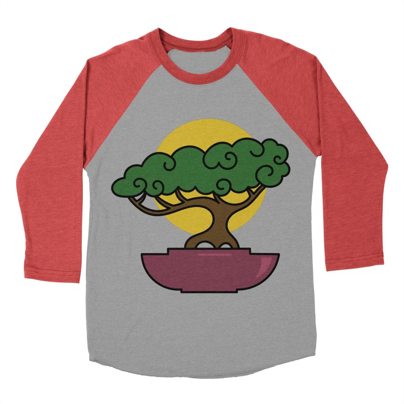 Bonsai Tree #2 Men's Longsleeve T-Shirt by LadyBaigStudio's Artist Shop