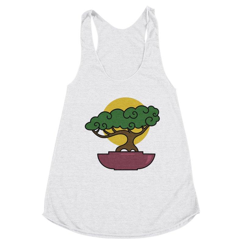 Bonsai Tree #2 Women's Tank by LadyBaigStudio's Artist Shop