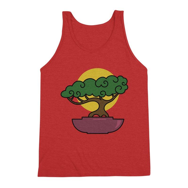 Bonsai Tree #2 Men's Tank by LadyBaigStudio's Artist Shop