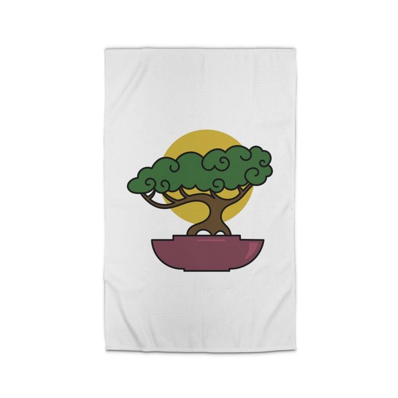 Bonsai Tree #2 Home Rug by LadyBaigStudio's Artist Shop