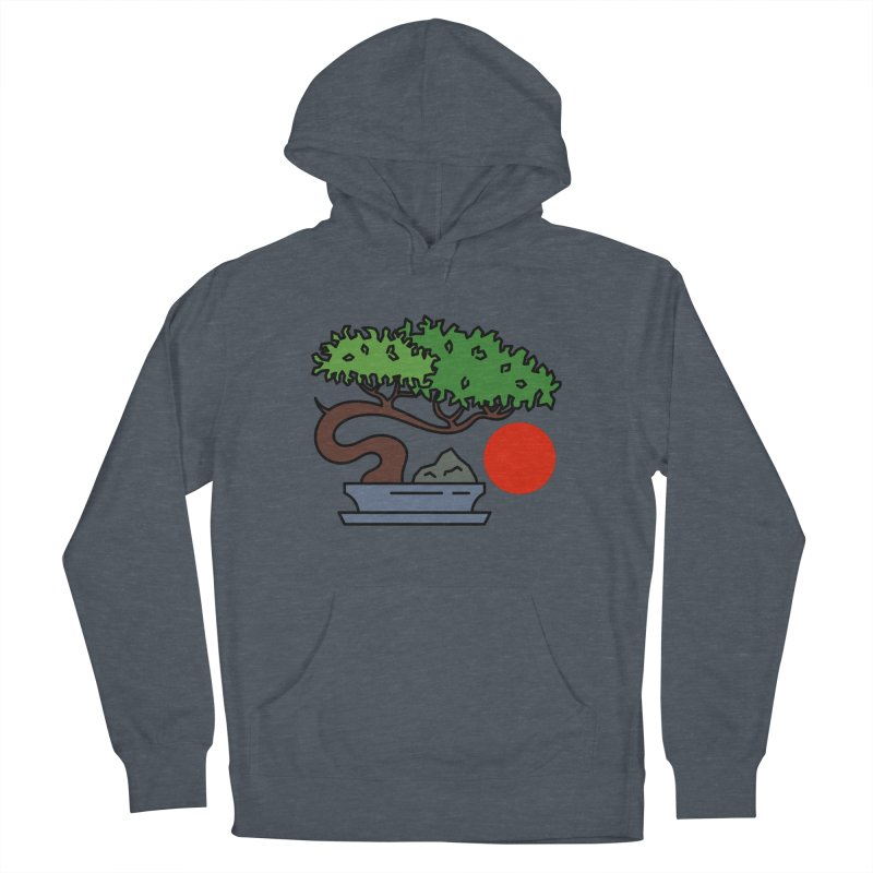 Bonsai Tree - #3 Men's Pullover Hoody by LadyBaigStudio's Artist Shop