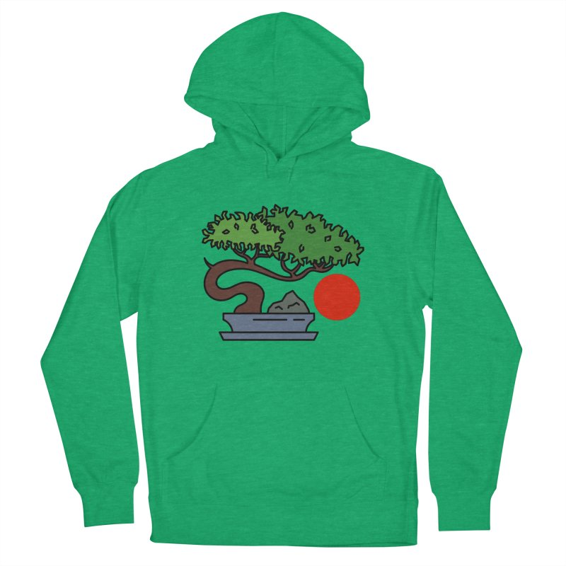 Bonsai Tree - #3 Women's Pullover Hoody by LadyBaigStudio's Artist Shop