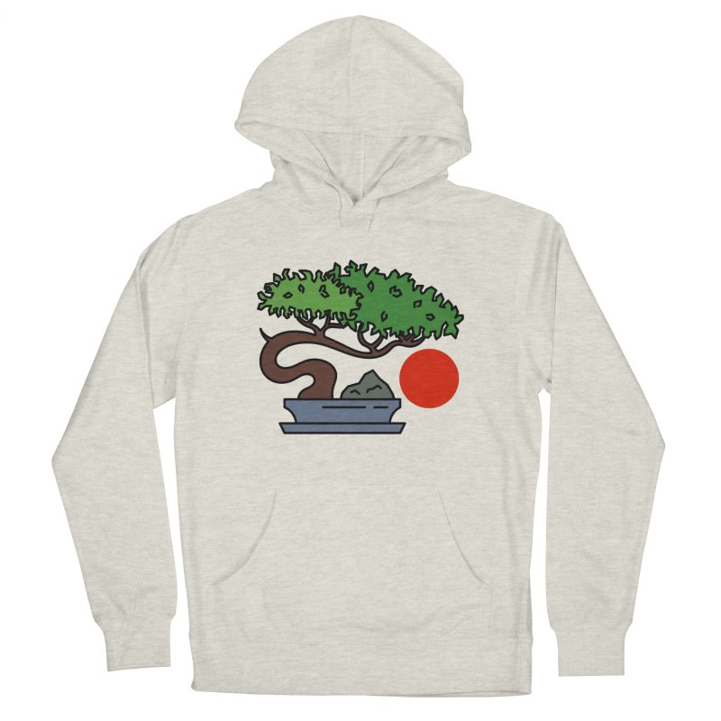 Bonsai Tree - #3 Women's Pullover Hoody by LadyBaigStudio's Artist Shop