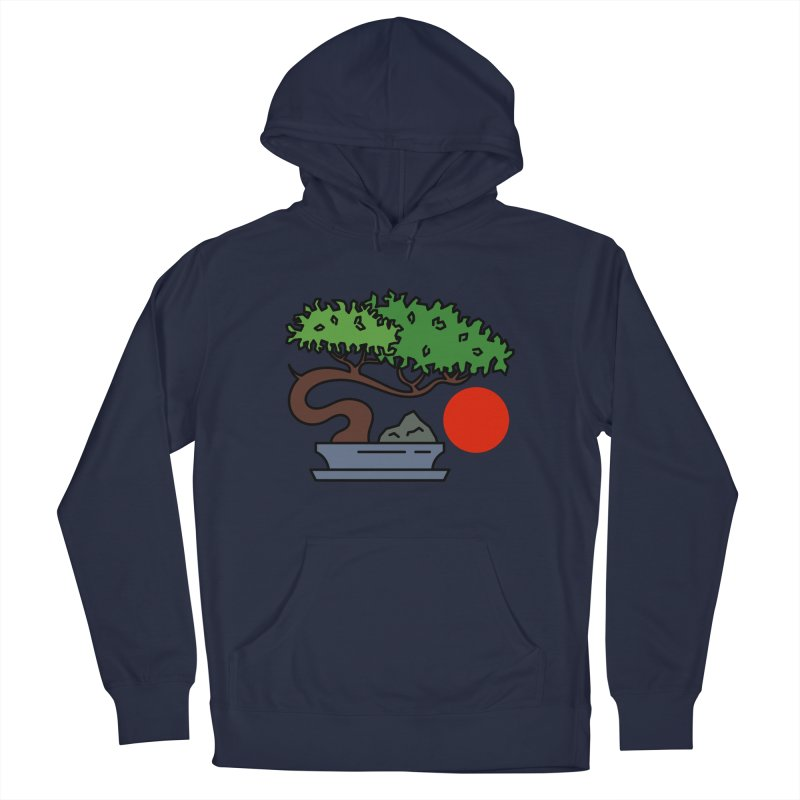 Bonsai Tree - #3 Men's Pullover Hoody by LadyBaigStudio's Artist Shop