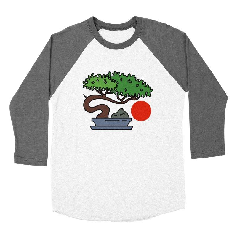 Bonsai Tree - #3 Women's Longsleeve T-Shirt by LadyBaigStudio's Artist Shop