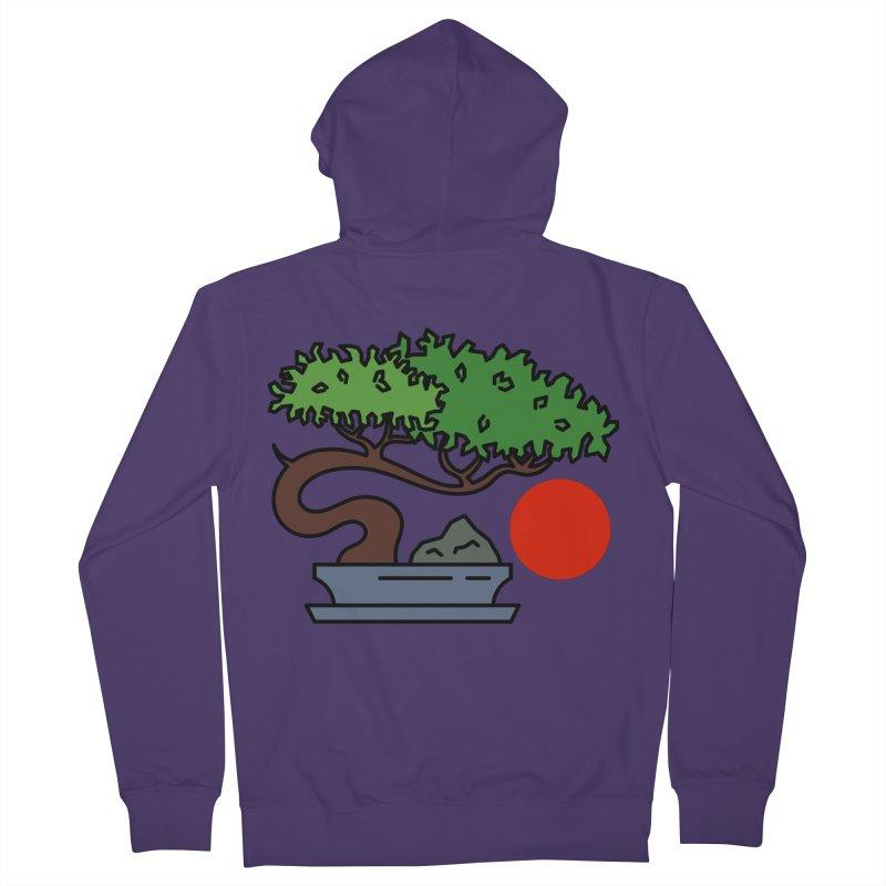 Bonsai Tree - #3 Women's Zip-Up Hoody by LadyBaigStudio's Artist Shop