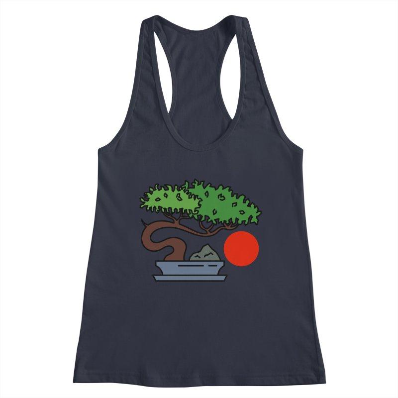 Bonsai Tree - #3 Women's Tank by LadyBaigStudio's Artist Shop