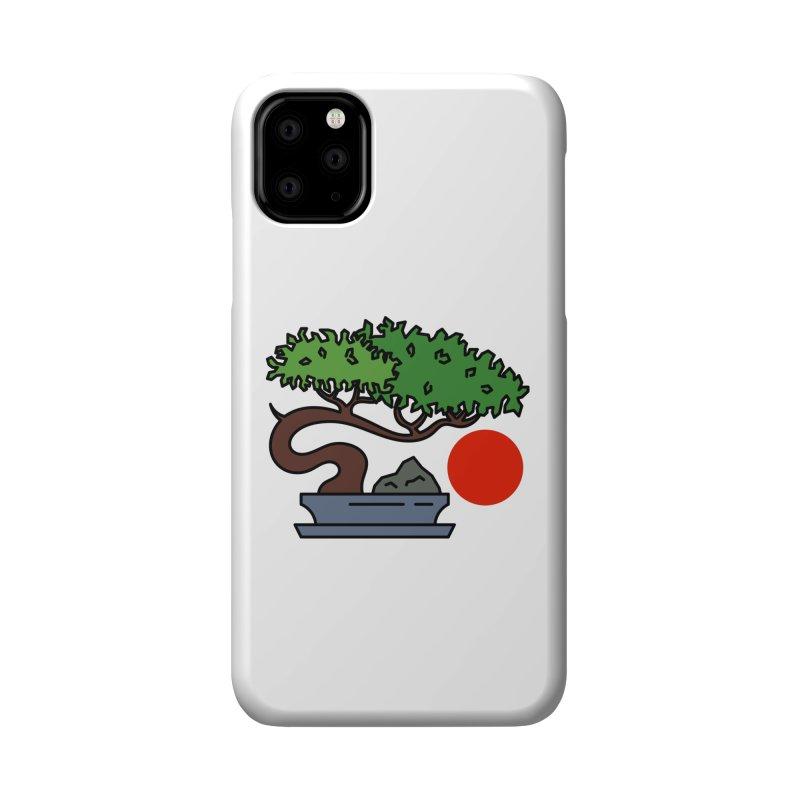 Bonsai Tree - #3 Accessories Phone Case by LadyBaigStudio's Artist Shop