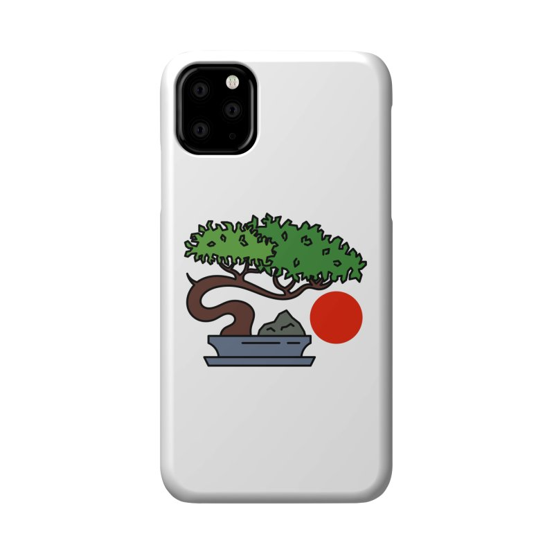 Bonsai Tree - #3 Accessories Phone Case by LadyBaigStudio's Artist Shop