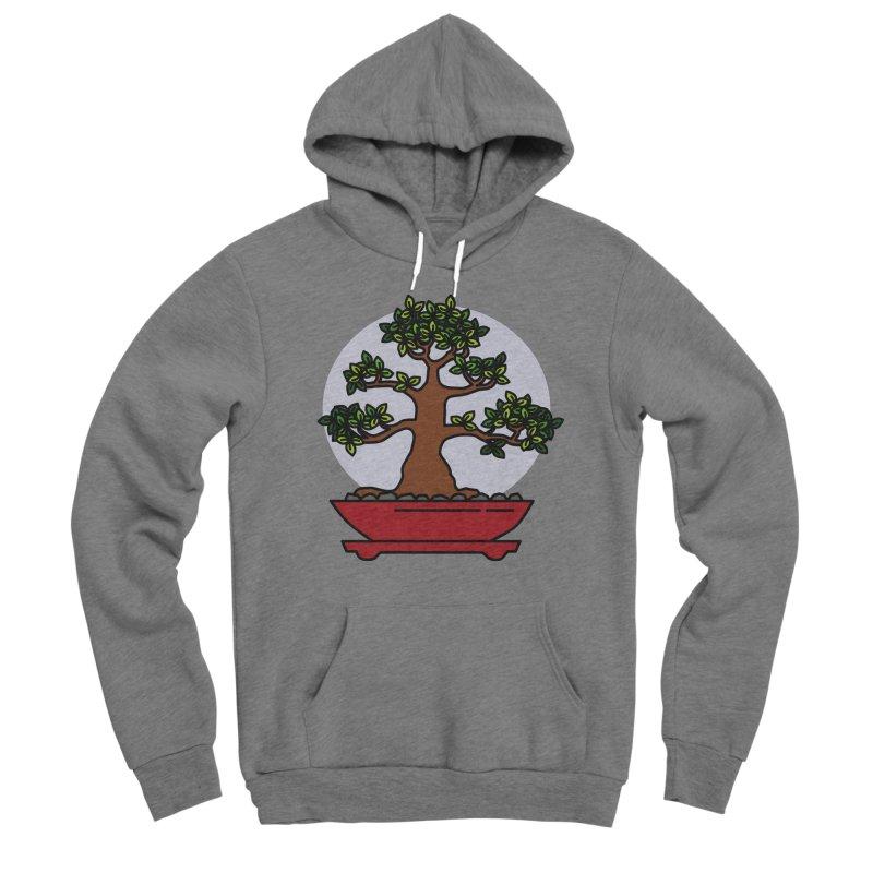 Bonsai Tree - #4 Women's Pullover Hoody by LadyBaigStudio's Artist Shop