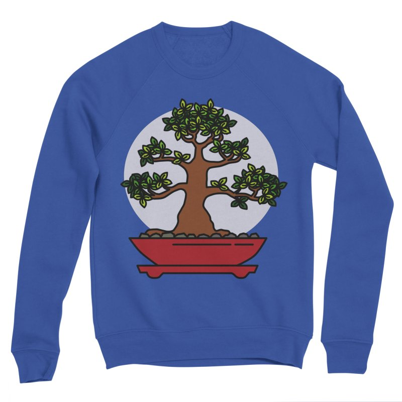 Bonsai Tree - #4 Men's Sweatshirt by LadyBaigStudio's Artist Shop