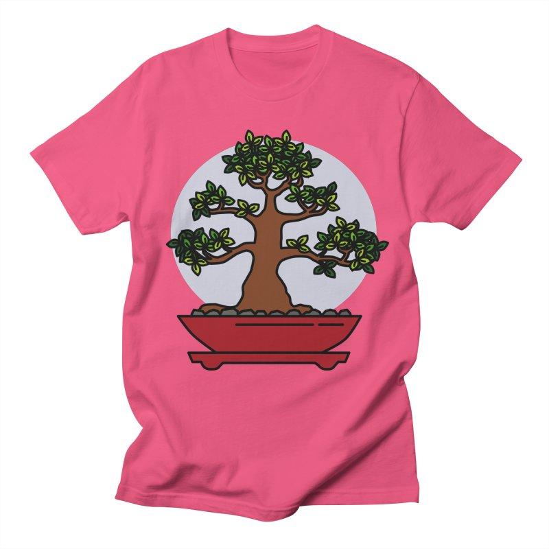 Bonsai Tree - #4 Women's T-Shirt by LadyBaigStudio's Artist Shop
