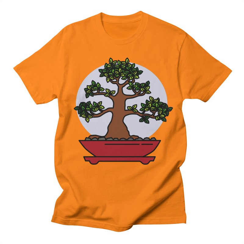 Bonsai Tree - #4 Women's T-Shirt by LadyBaigStudio's Artist Shop
