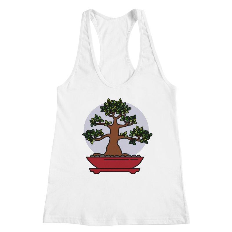 Bonsai Tree - #4 Women's Tank by LadyBaigStudio's Artist Shop