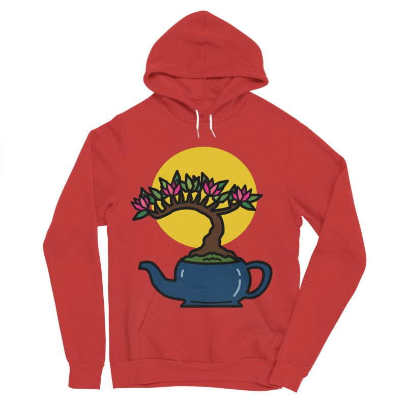 Bonsai Tree - #5 Women's Pullover Hoody by LadyBaigStudio's Artist Shop