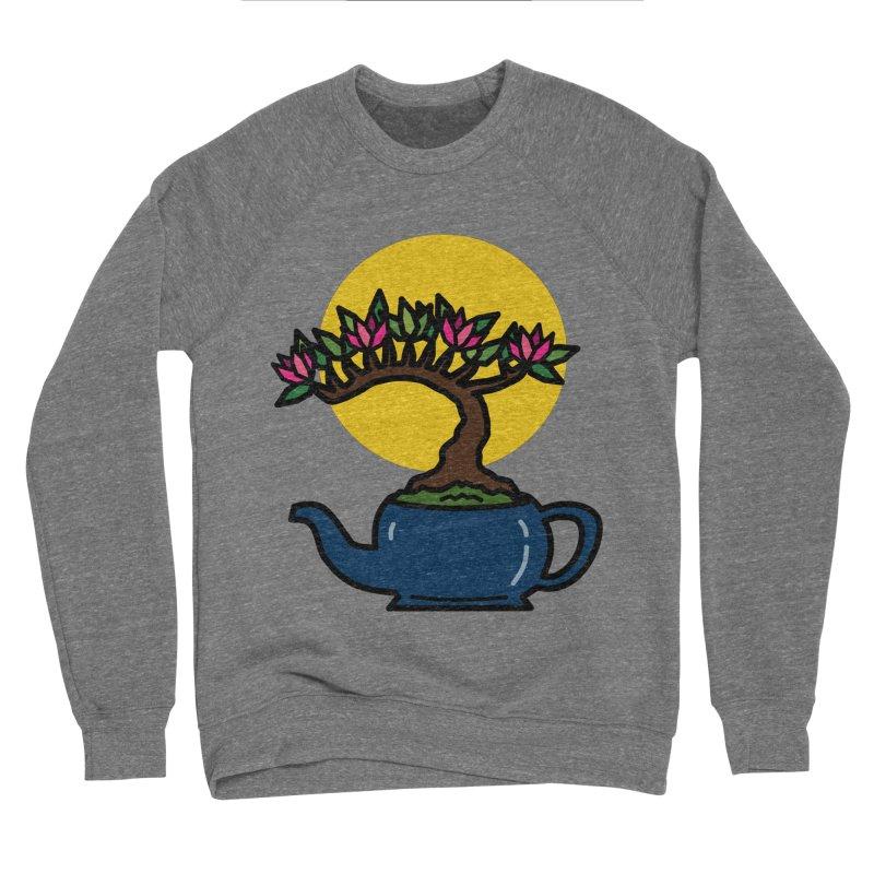 Bonsai Tree - #5 Women's Sponge Fleece Sweatshirt by LadyBaigStudio's Artist Shop