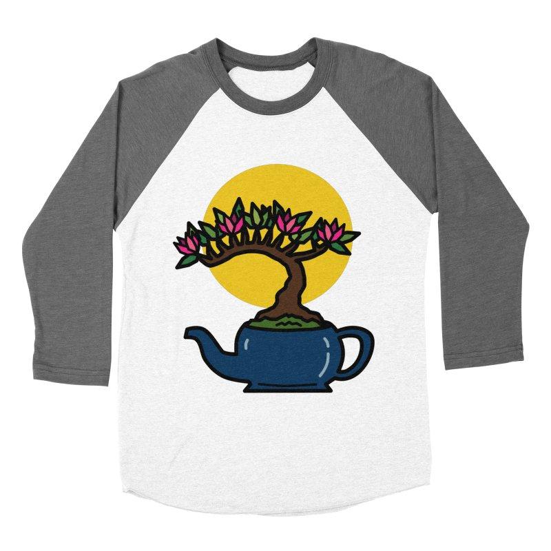 Bonsai Tree - #5 Women's Longsleeve T-Shirt by LadyBaigStudio's Artist Shop