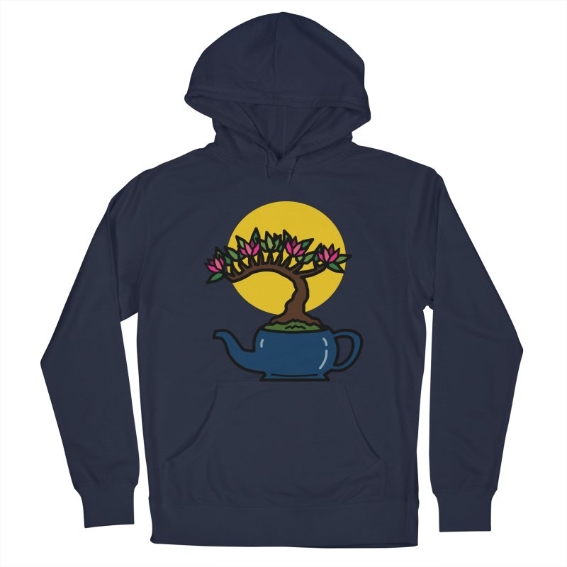 Bonsai Tree - #5 Men's Pullover Hoody by LadyBaigStudio's Artist Shop