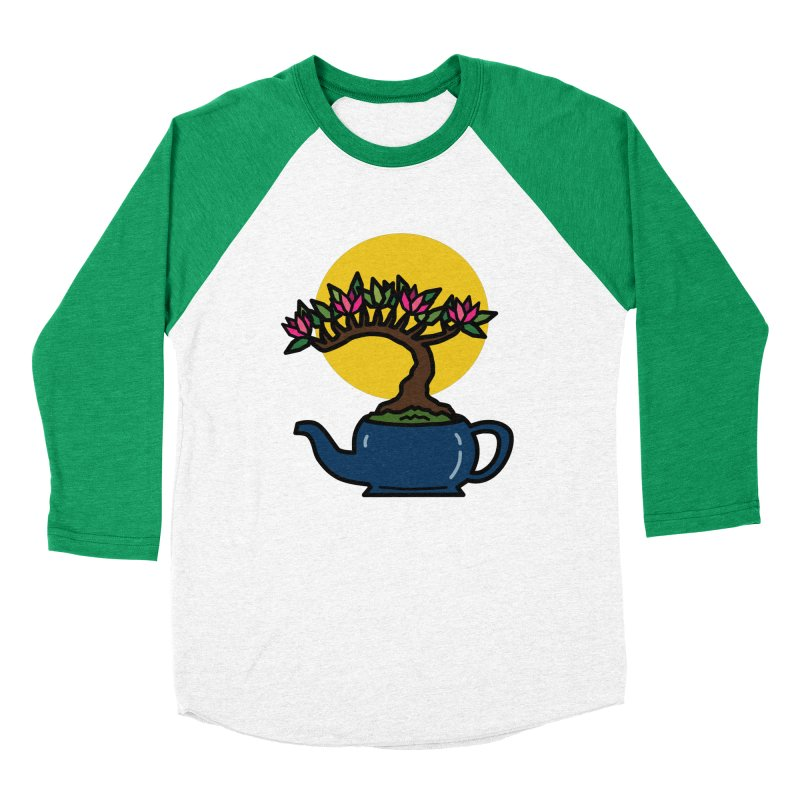 Bonsai Tree - #5 Women's Longsleeve T-Shirt by LadyBaigStudio's Artist Shop