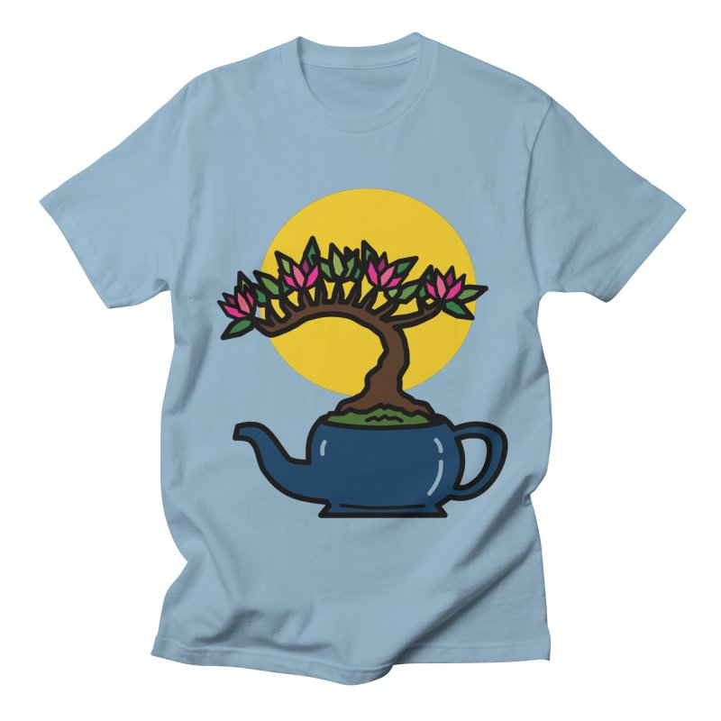 Bonsai Tree - #5 Women's Regular Unisex T-Shirt by LadyBaigStudio's Artist Shop