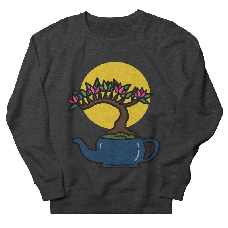 Bonsai Tree - #5 Women's Sweatshirt by LadyBaigStudio's Artist Shop