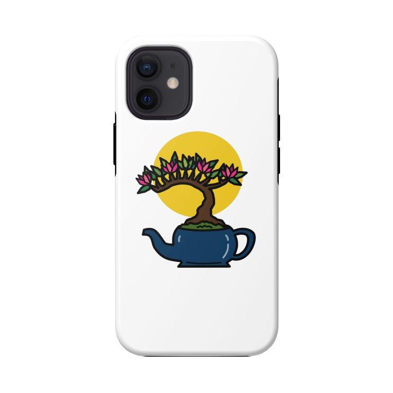 Bonsai Tree - #5 Accessories Phone Case by LadyBaigStudio's Artist Shop