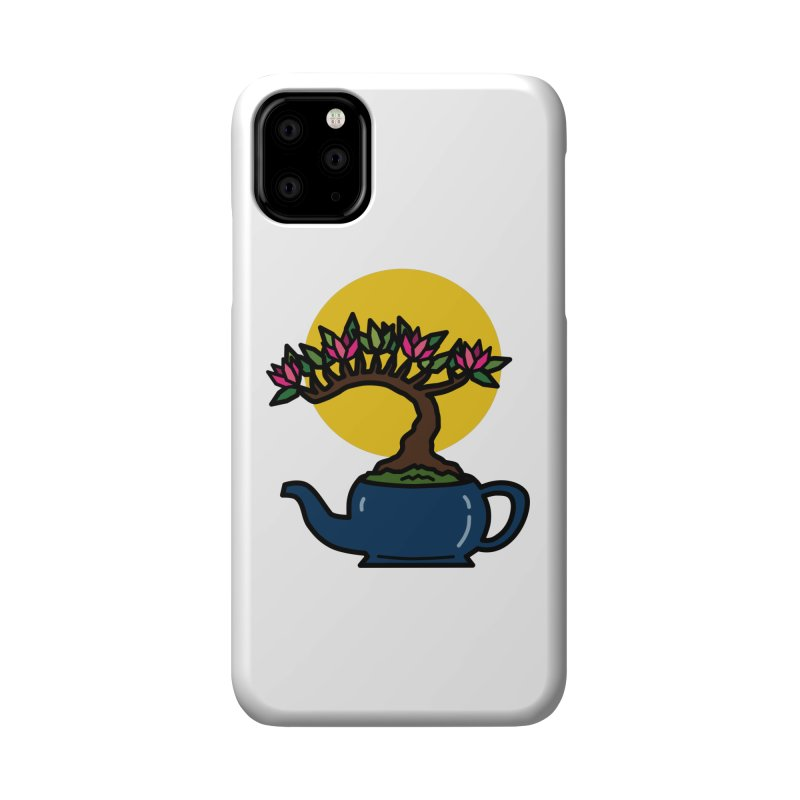 Bonsai Tree - #5 Accessories Phone Case by LadyBaigStudio's Artist Shop