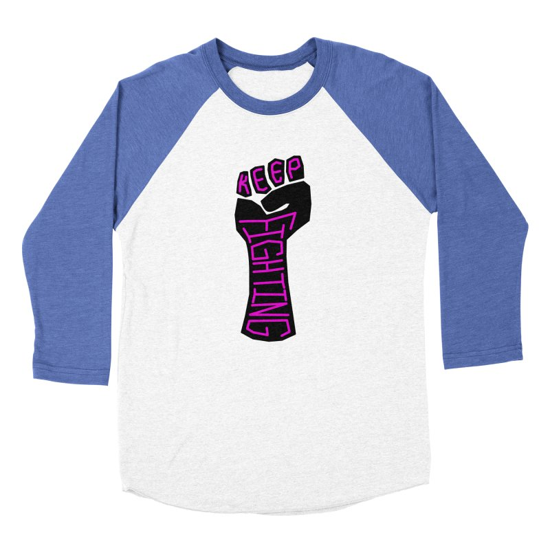 Keep Fighting Women's Longsleeve T-Shirt by LadyBaigStudio's Artist Shop