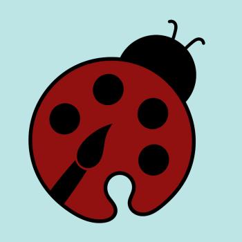 LadyBaigStudio's Artist Shop Logo