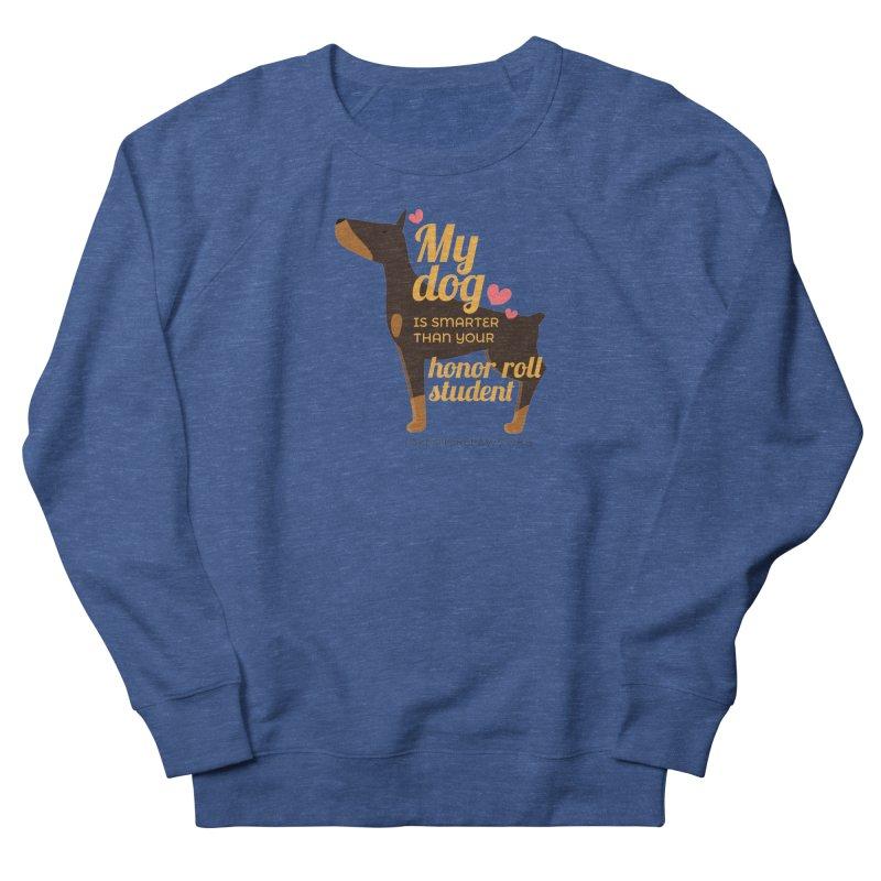 Smart dog Men's Sweatshirt by Lakeshore PAWS's Shop