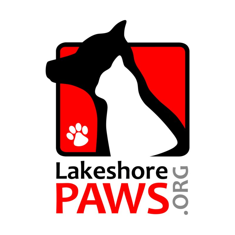 Lakeshore PAWS Logo Women's Zip-Up Hoody by Lakeshore PAWS's Shop