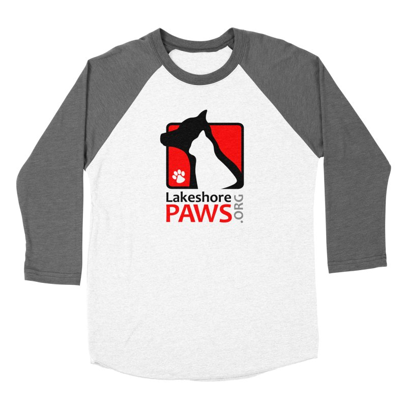 Lakeshore PAWS Logo Women's Longsleeve T-Shirt by Lakeshore PAWS's Shop