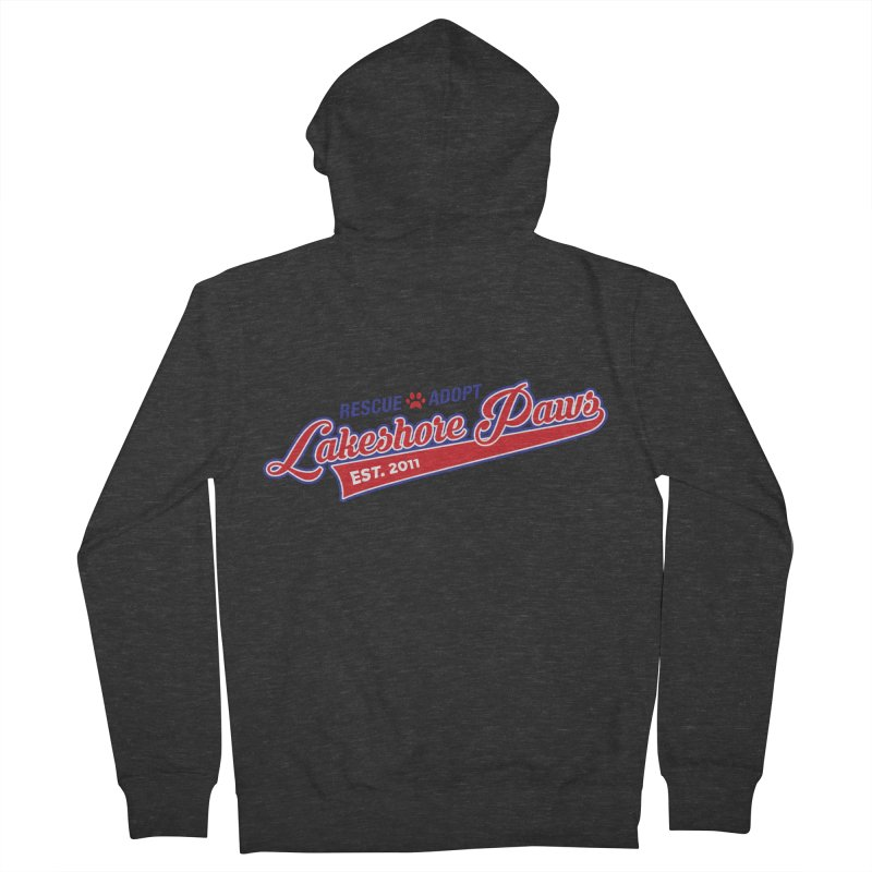 Lakeshore PAWS Est. 2011 Women's Zip-Up Hoody by Lakeshore PAWS's Shop