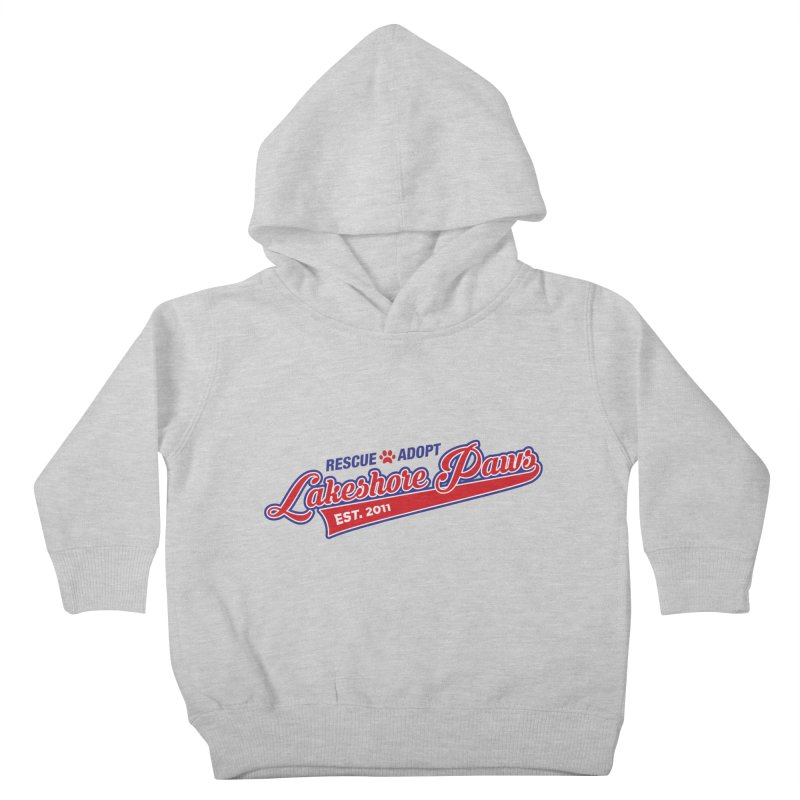 Lakeshore PAWS Est. 2011 Kids Toddler Pullover Hoody by Lakeshore PAWS's Shop