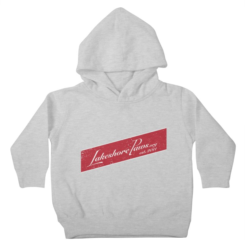 Lakeshore PAWS vintage stripe Kids Toddler Pullover Hoody by Lakeshore PAWS's Shop