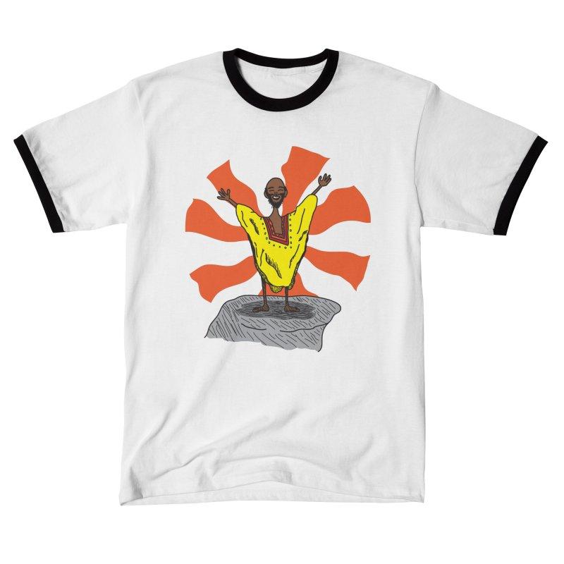 The Elated Guru Men's T-Shirt by Lanky Lad Apparel