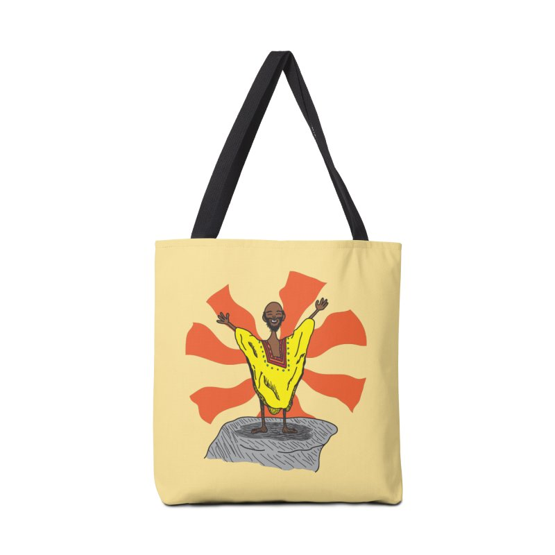 The Elated Guru Accessories Bag by Lanky Lad Apparel
