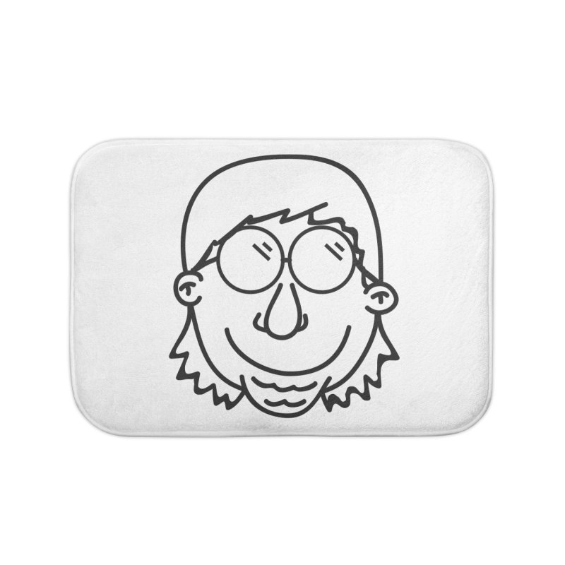 The Lanky Lad Home Bath Mat by Lanky Lad Apparel
