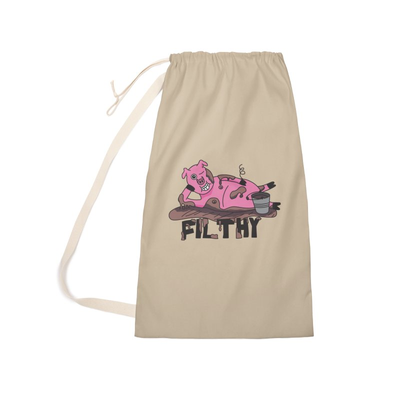 Filthy Pig Accessories Bag by Lanky Lad Apparel