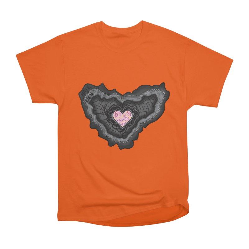Hard Shell Women's T-Shirt by Lanky Lad Apparel