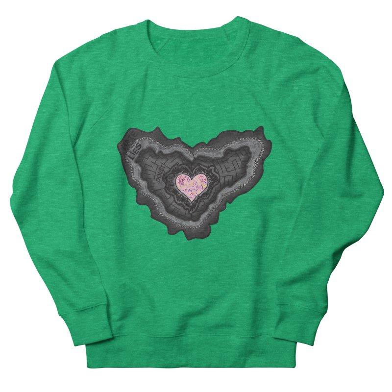Hard Shell Women's Sweatshirt by Lanky Lad Apparel
