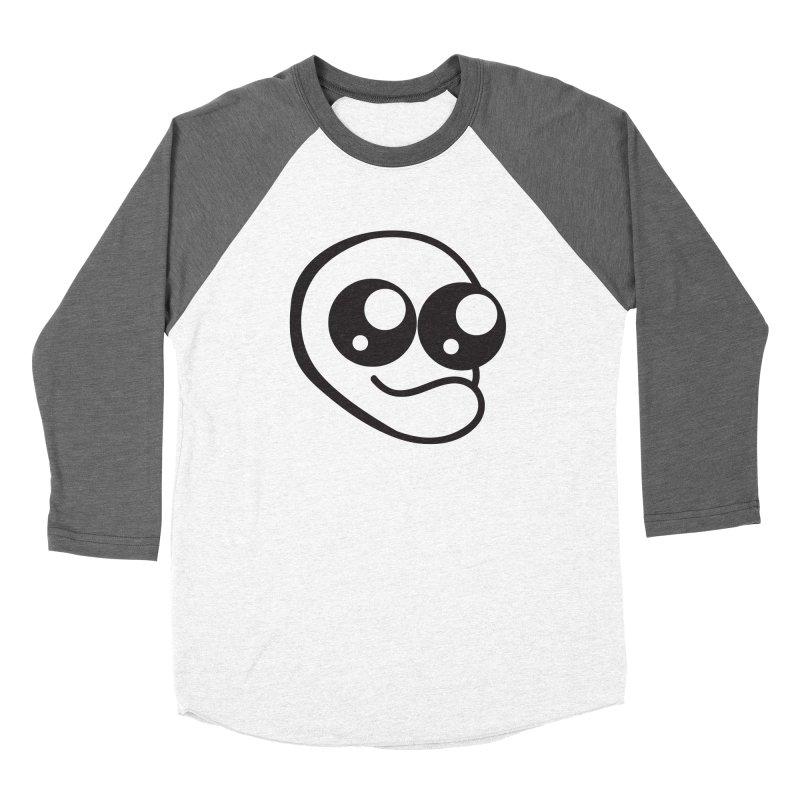 The Wide Eyed Lad Women's Longsleeve T-Shirt by Lanky Lad Apparel