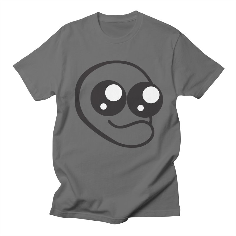 The Wide Eyed Lad Men's T-Shirt by Lanky Lad Apparel