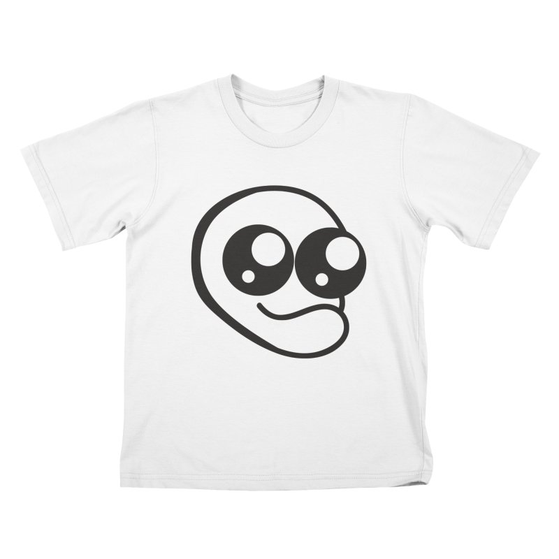 The Wide Eyed Lad Kids T-Shirt by Lanky Lad Apparel
