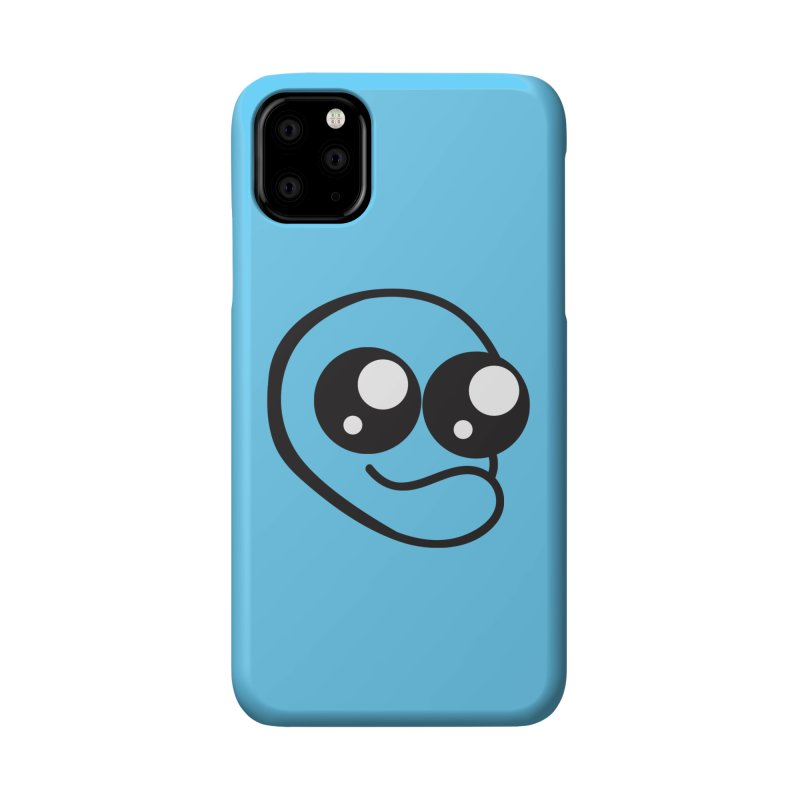 The Wide Eyed Lad Accessories Phone Case by Lanky Lad Apparel