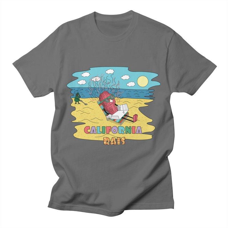 California Rais Men's T-Shirt by Lanky Lad Apparel